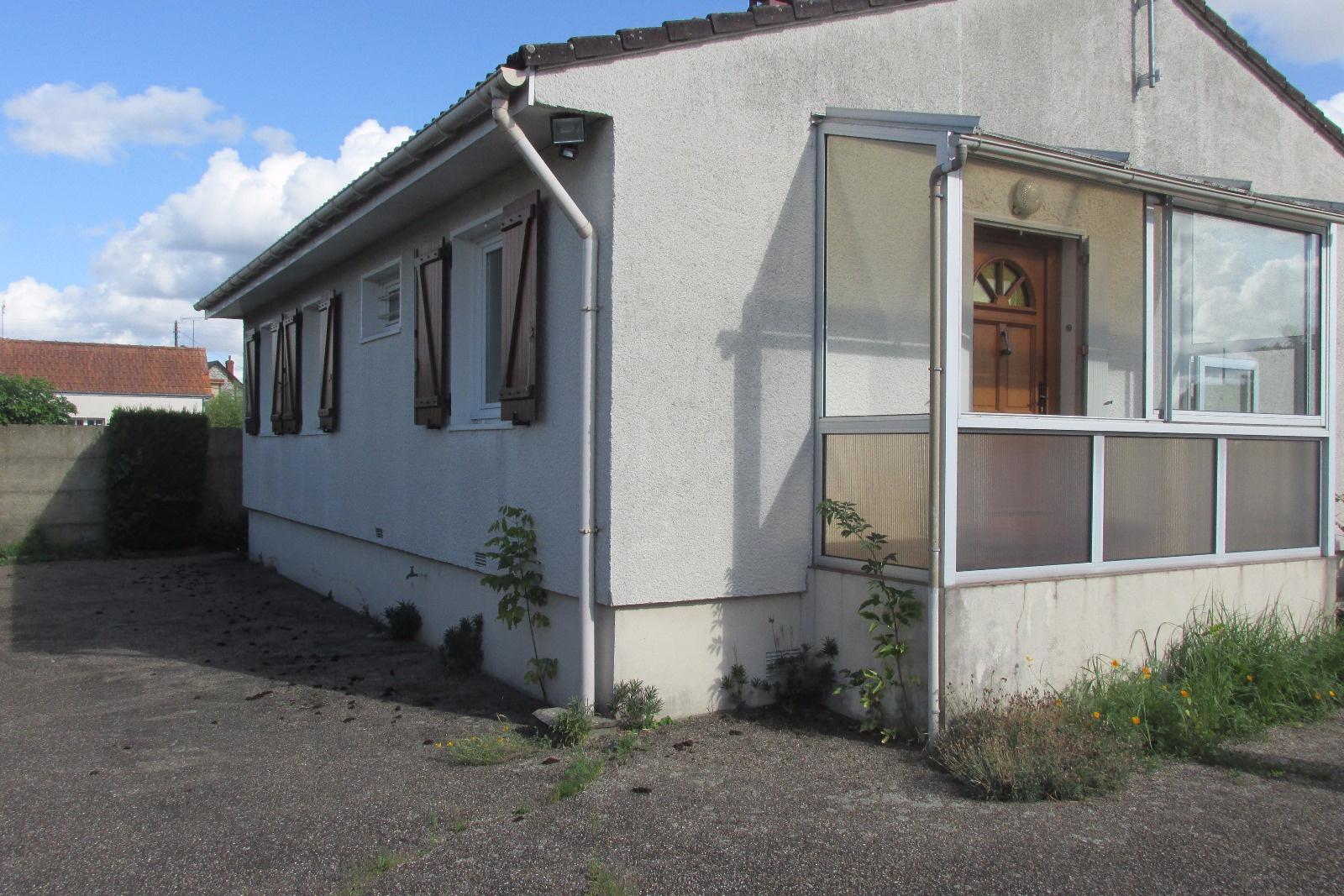 Annonce vente maison montargis 45200 84 m 137 000 for Maison montargis
